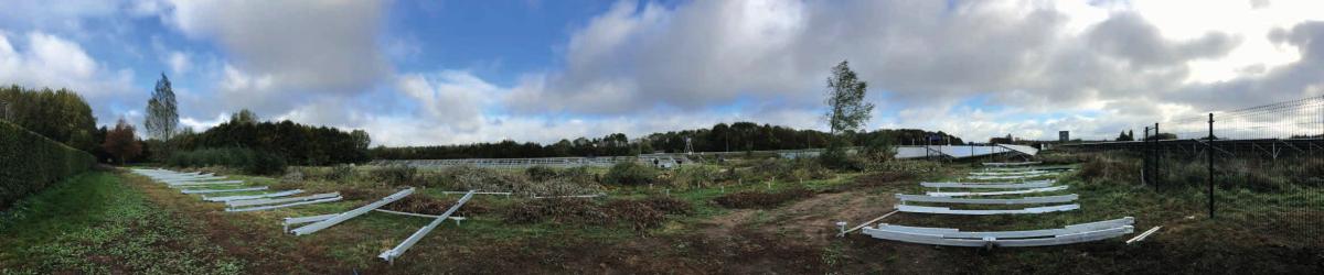 Uitbreiding Zonnepark Galecop